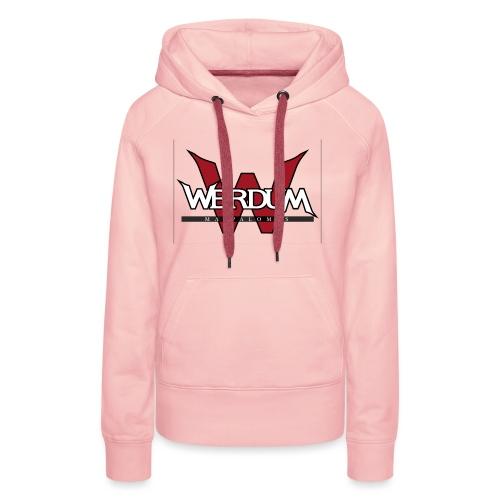 Werdum Maspalomas - Sudadera con capucha premium para mujer