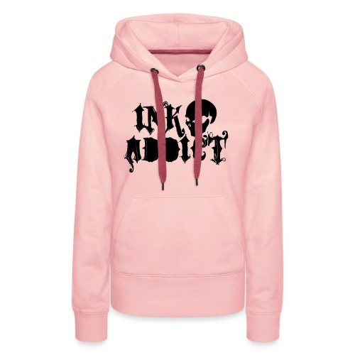 TATTOO ADDICT - Women's Premium Hoodie