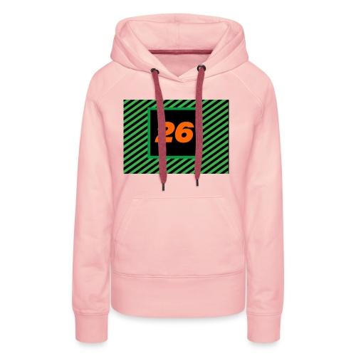 26Games Shirt - Vrouwen Premium hoodie