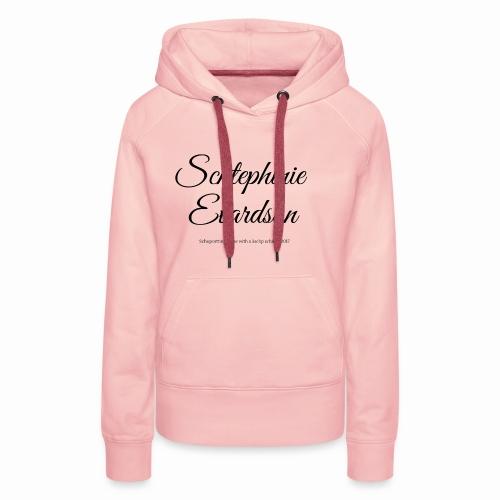 Schtephinie Evardson Lisp Awareness - Women's Premium Hoodie