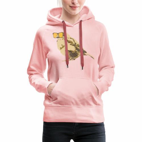 Mus Yellow - Vrouwen Premium hoodie