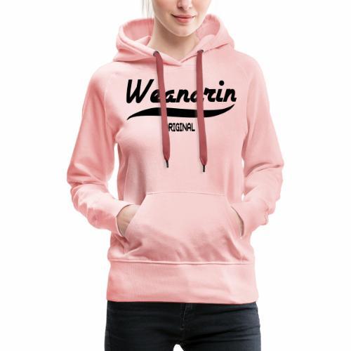 Wien - Frauen Premium Hoodie