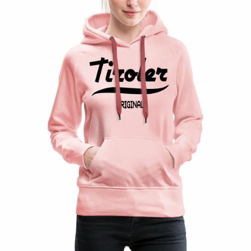 Tirol - Frauen Premium Hoodie