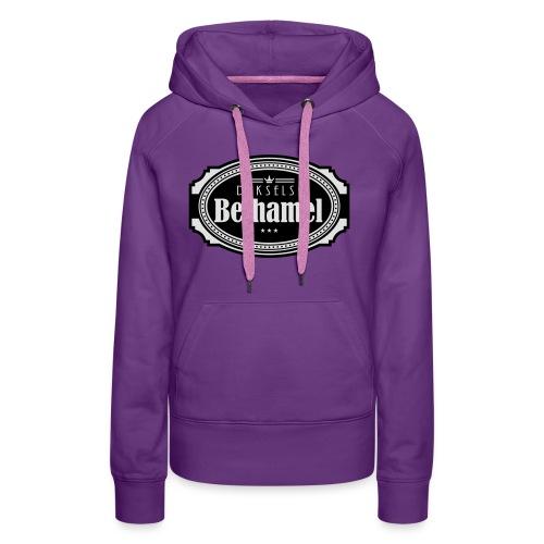Dekselse belhamel - Vrouwen Premium hoodie