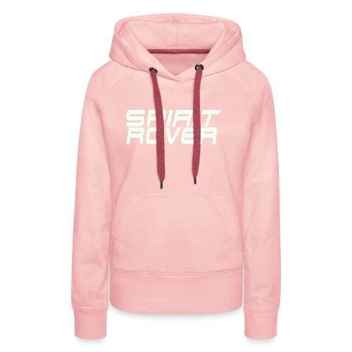 SpiritRover Title White - Frauen Premium Hoodie