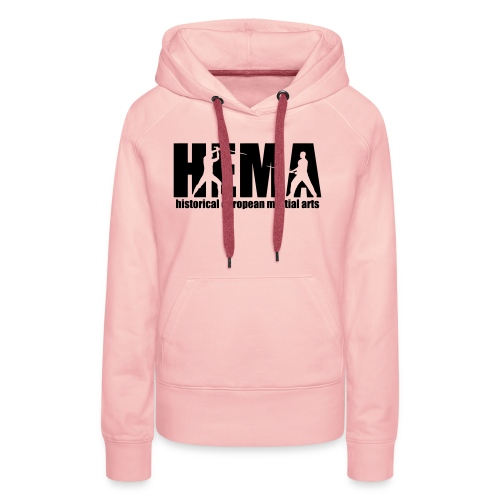 HEMA historical european martial arts - Women's Premium Hoodie