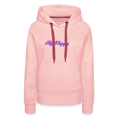 T-shirt AltijdFlappy - Vrouwen Premium hoodie