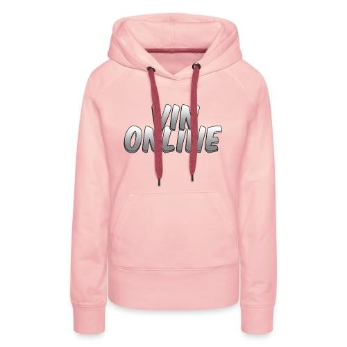 VinOnline shirt - Vrouwen Premium hoodie