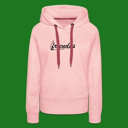 Mannen baseball t-shirt Friendos - Vrouwen Premium hoodie