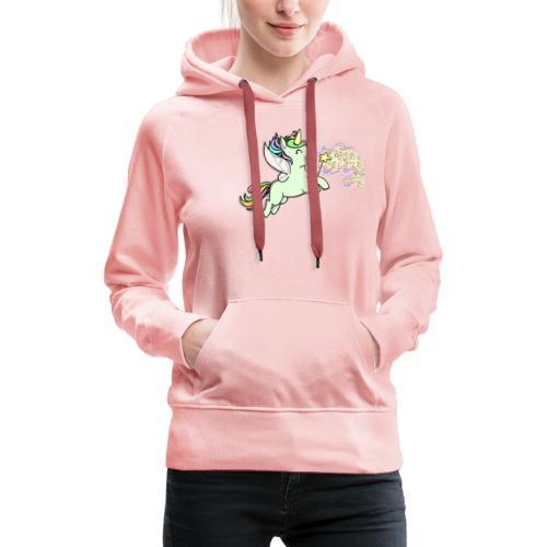 kthulluh clochette Limited edition - Sweat-shirt à capuche Premium pour femmes