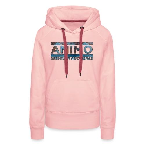 rustb png - Vrouwen Premium hoodie