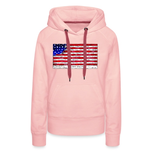 Good Night Human Rights - Women's Premium Hoodie