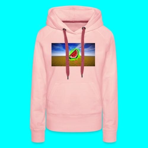 Meloen Heilig - Vrouwen Premium hoodie