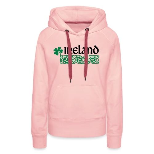 Ireland - Vrouwen Premium hoodie
