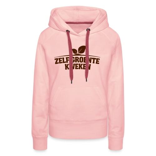logo5 - Vrouwen Premium hoodie