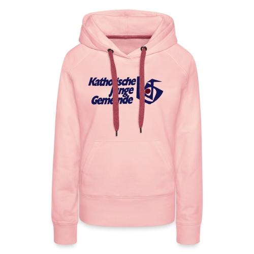 kjgoldschool - Frauen Premium Hoodie