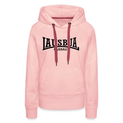 lausbua_passau - Frauen Premium Hoodie