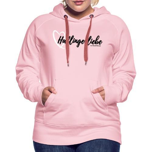 Haflingerliebe - Frauen Premium Hoodie