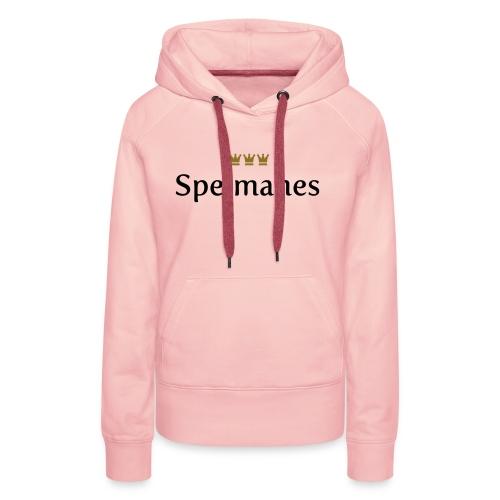 Speimanes (Köln/Kölsch/Karneval) - Frauen Premium Hoodie