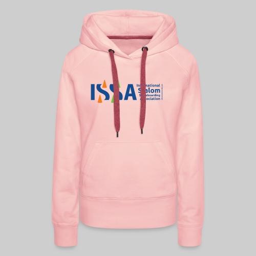 Issa New logo - Women's Premium Hoodie