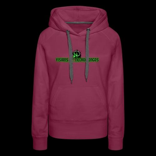 Necromongo Logo ONE - Frauen Premium Hoodie