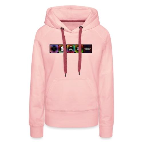5 Logos - Women's Premium Hoodie