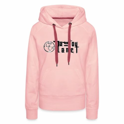Papitou planet - CADEAU PAPA T-SHIRT HOMME - Sweat-shirt à capuche Premium pour femmes