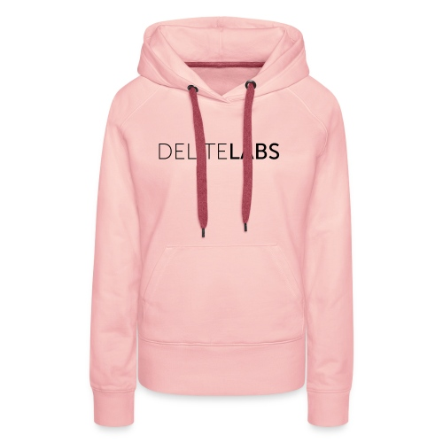 DELITELABS t-shirt girls - Women's Premium Hoodie