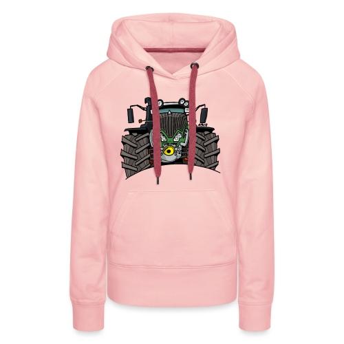0521 F - Vrouwen Premium hoodie