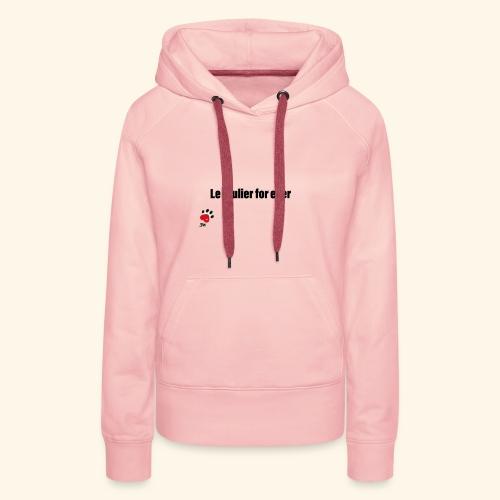 Sheinlho - Sweat-shirt à capuche Premium pour femmes