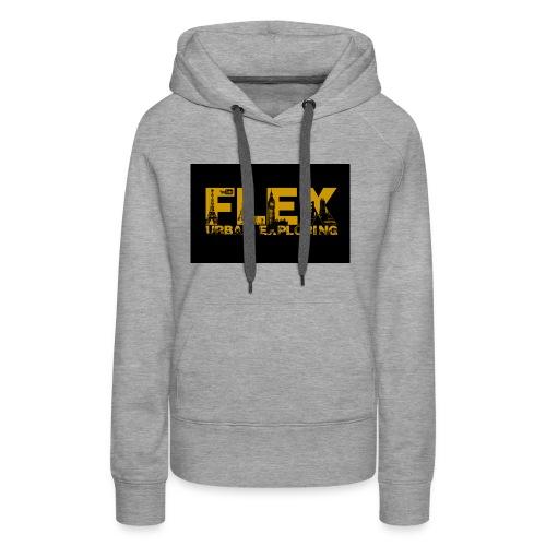 FlexUrban - Women's Premium Hoodie