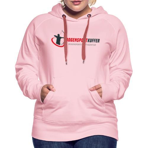 Kuffer Logo - Frauen Premium Hoodie