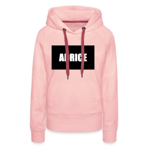 Adrice - Premiumluvtröja dam