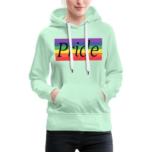 Pride | Regenbogen | LGBT - Frauen Premium Hoodie