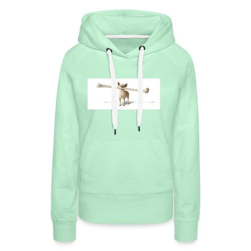 Tough Guy - Vrouwen Premium hoodie