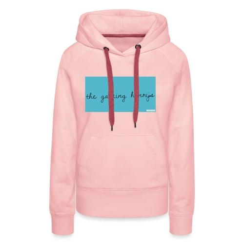 thegaminhenrijs merch - Women's Premium Hoodie