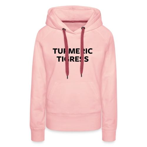 Turmeric Tigress - Women's Premium Hoodie