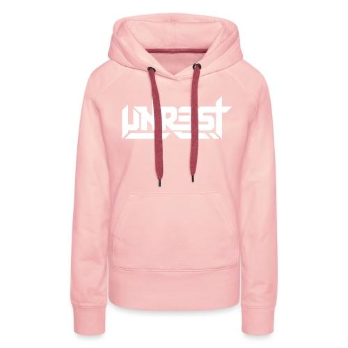 no name - Sweat-shirt à capuche Premium pour femmes