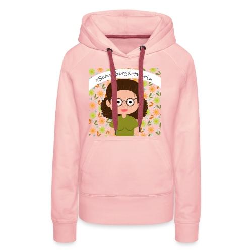 Die Schrebergärtnerin - Frauen Premium Hoodie