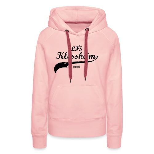 LFS Klessheim - Frauen Premium Hoodie