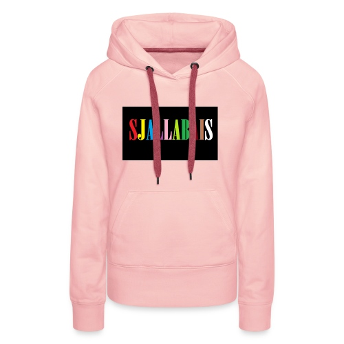 Sjallbais - Premium hettegenser for kvinner
