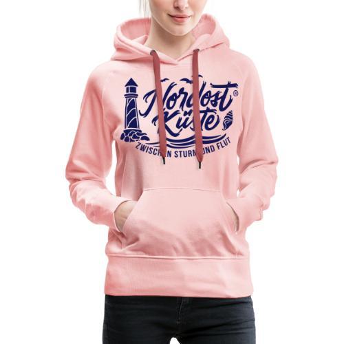 Nordost Küste Logo #6 - Frauen Premium Hoodie