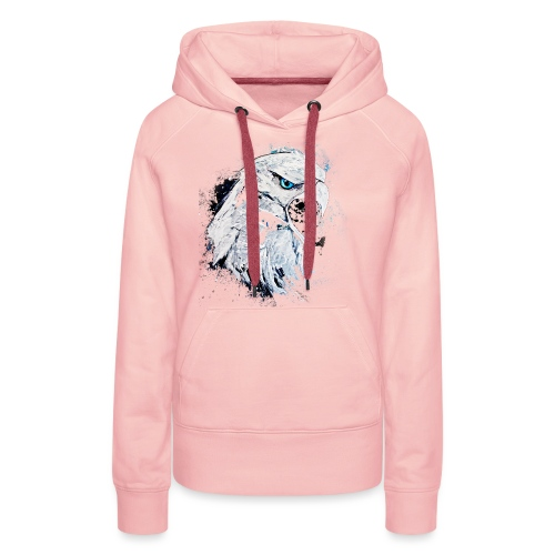 David Pucher Art Adler - Frauen Premium Hoodie