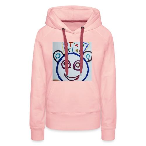 de panda beer - Vrouwen Premium hoodie