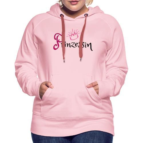 Prinzessin - Frauen Premium Hoodie