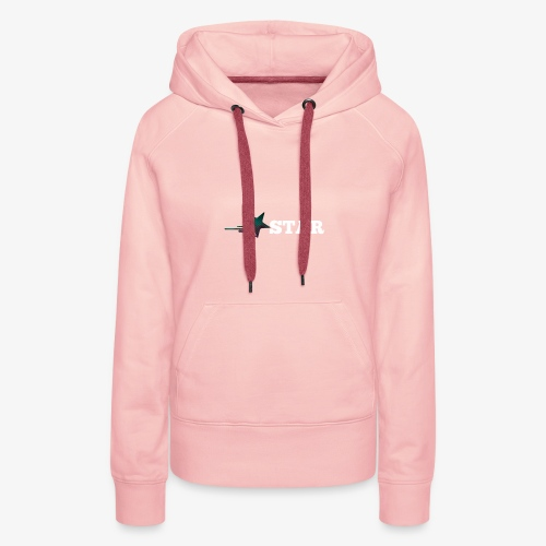 Star Kollektion - Frauen Premium Hoodie