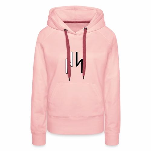 Loxinn - Sweat-shirt à capuche Premium pour femmes