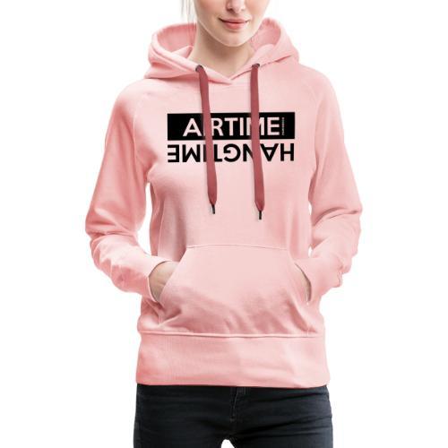 Airtime Hangtime - Sweat-shirt à capuche Premium pour femmes
