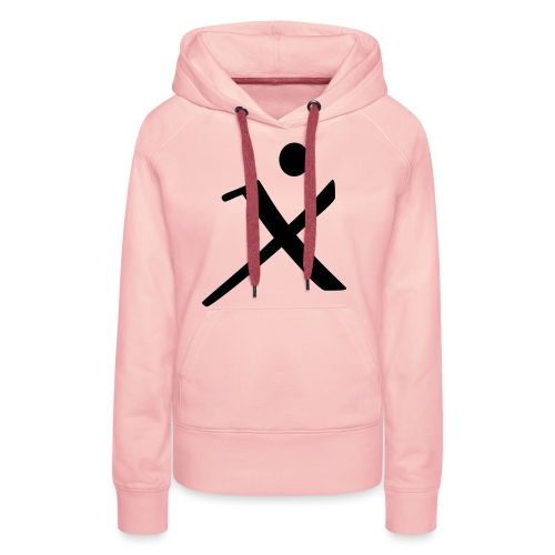 intoxicated logo ixi - Frauen Premium Hoodie