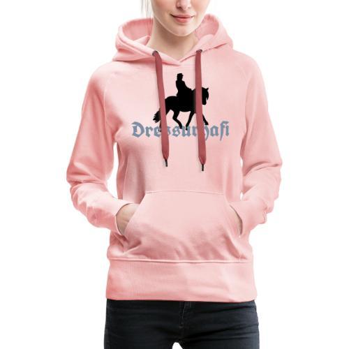 Dressurhafi - Frauen Premium Hoodie